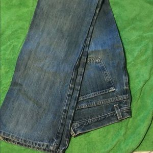 Old navy boot cut jeans size 14 long